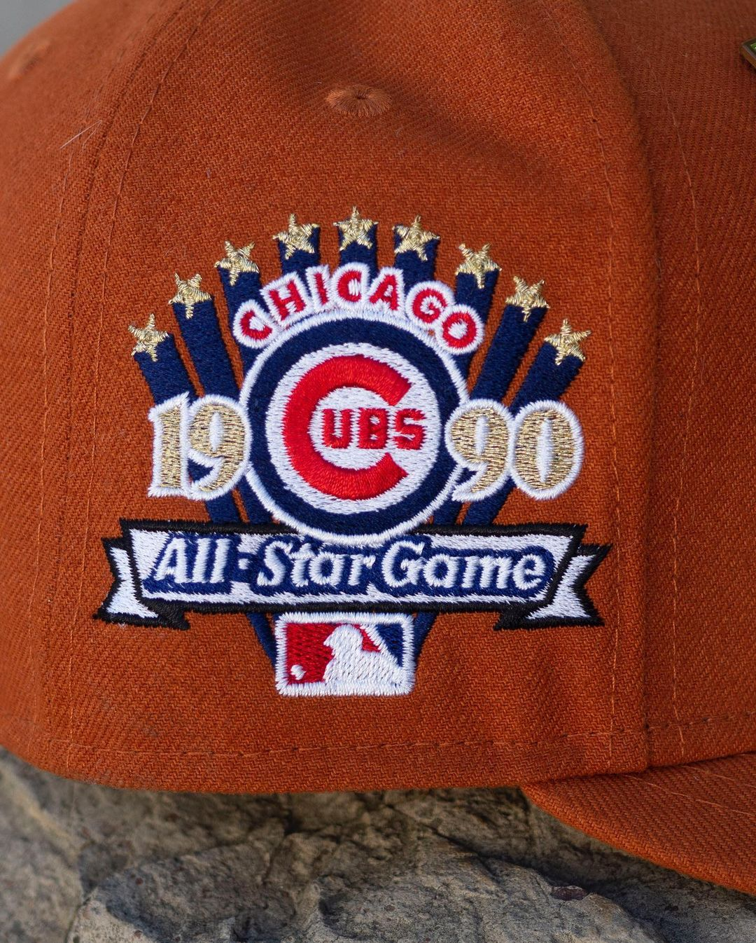 Chicago Fitted Hats