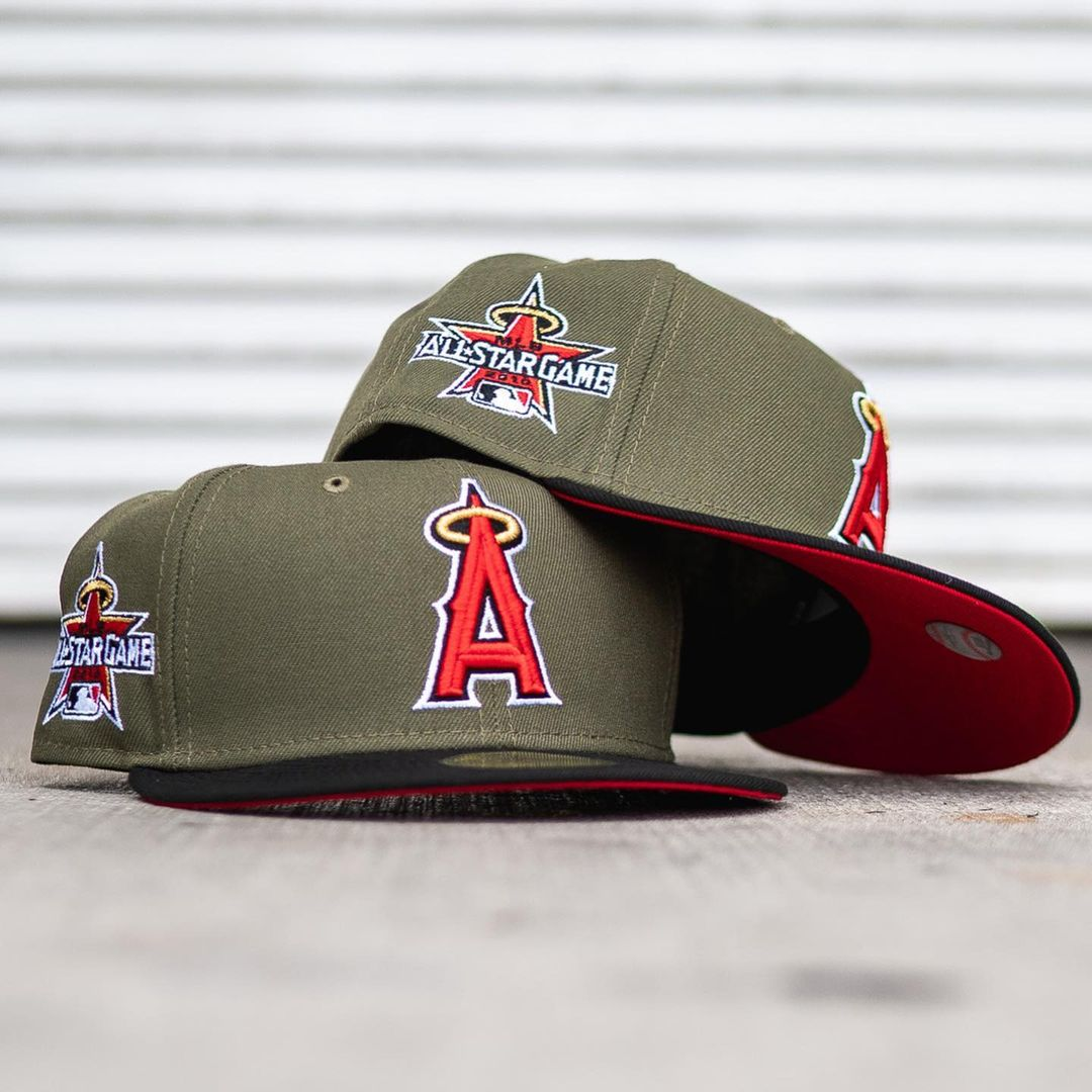Sneaker Town Fitted Hats Drop