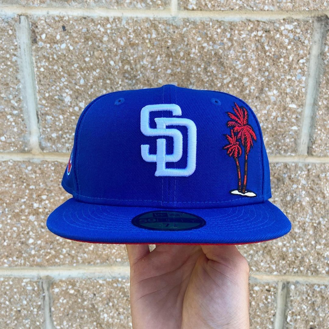 Patriotic Fitted Hats