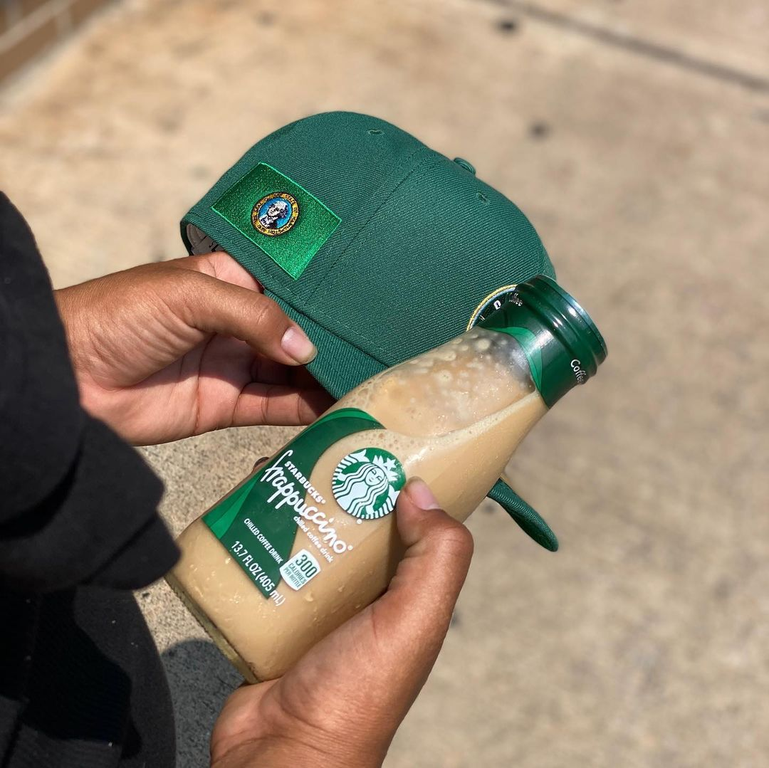 Starbucks Seattle Mariners Fitted Hat