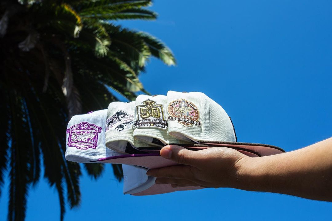 Chrome Fitted Hats