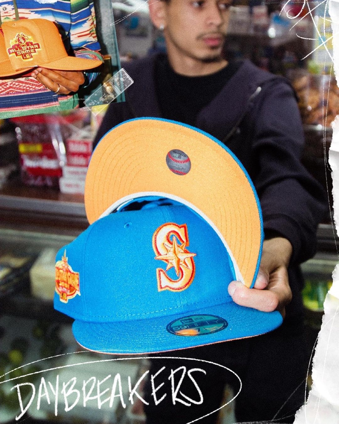 Daybreakers Fitted Hats