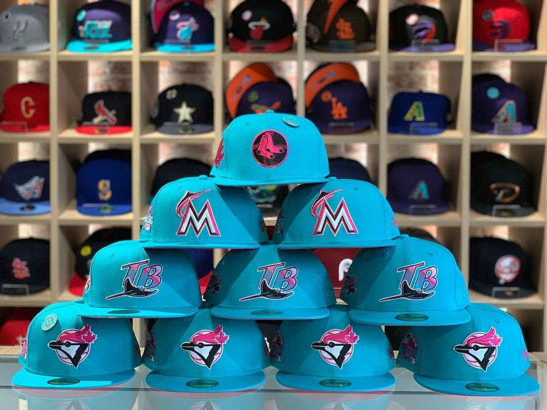 Mystic Collection Fitted Hats