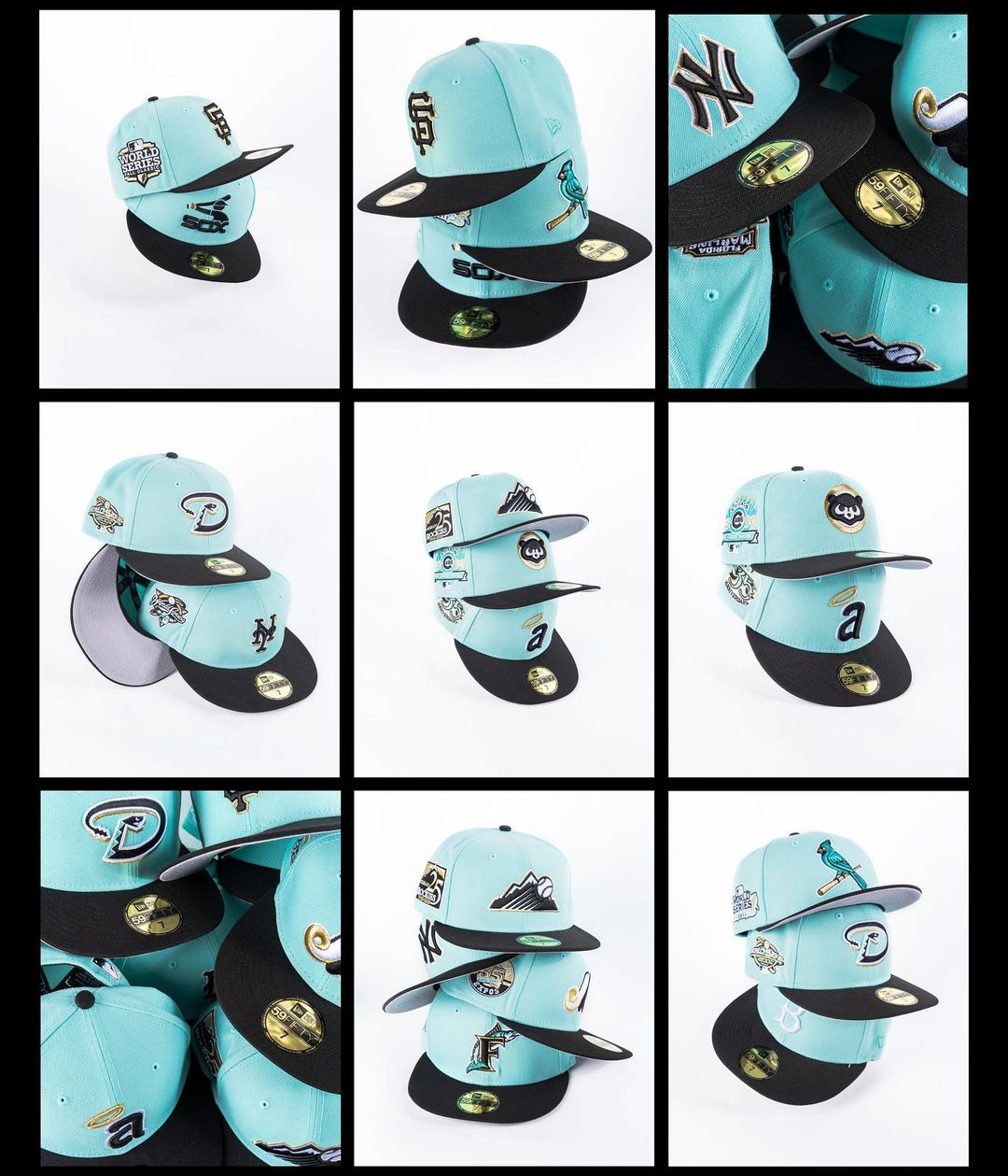 Mint Conditions Fitted Hats Hat Club