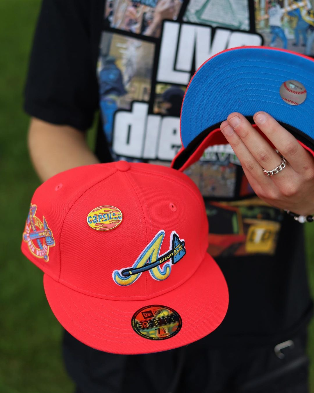 Hot Rod Fitted Hats