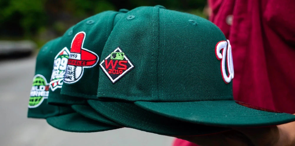 Watermelon Fitted Hats