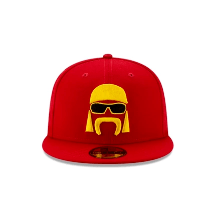 Hulk Hogan Fitted Hat
