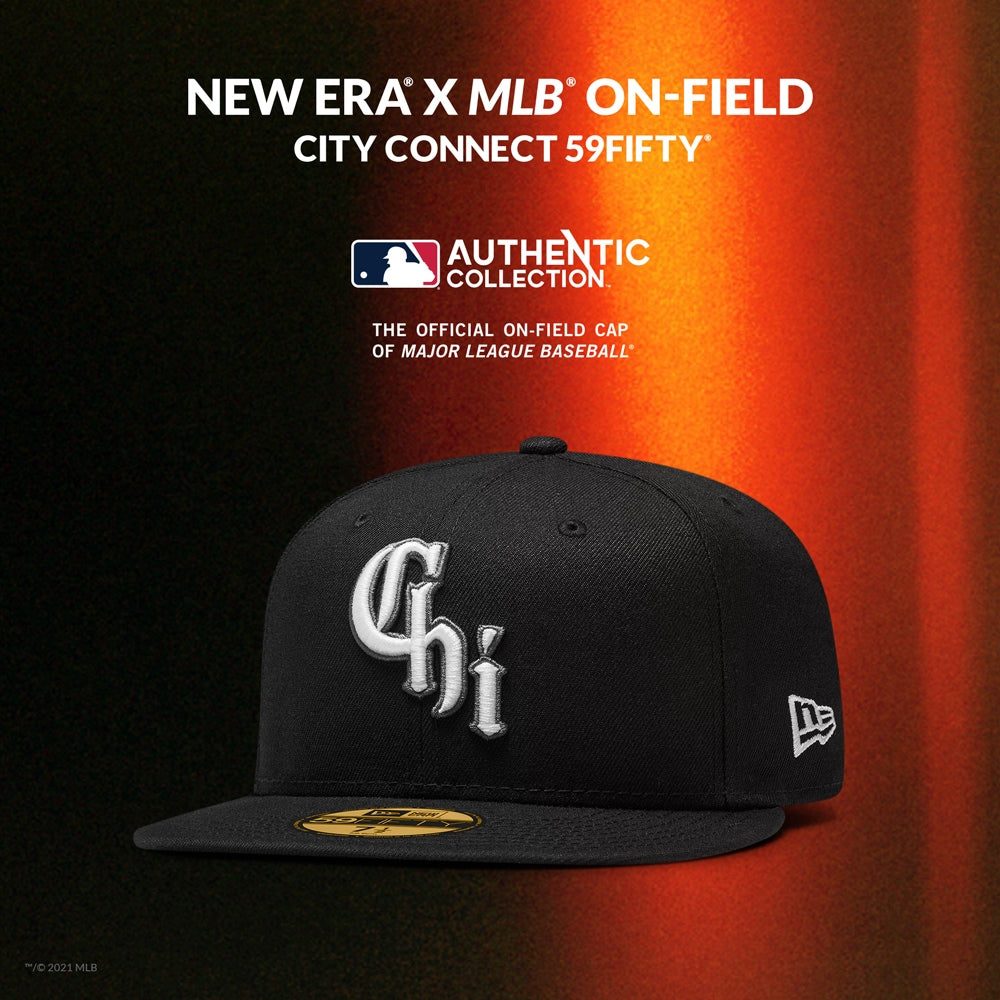 Chi Fitted Hat New Era
