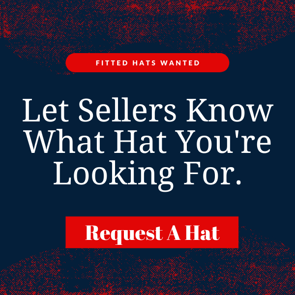 Fitted Hats Wanted