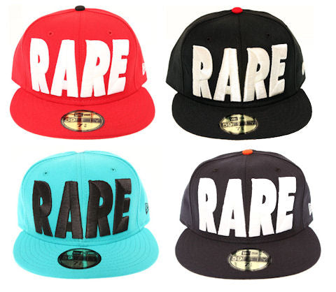 Rare Fitted Hats
