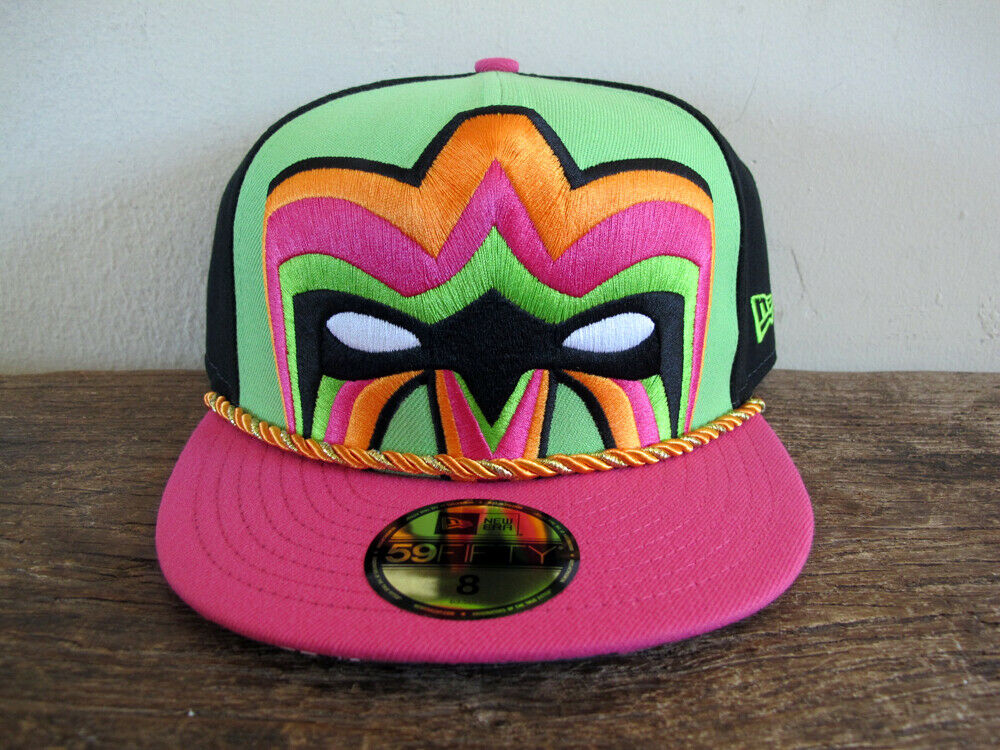 Ultimate Warrior Fitted Hat