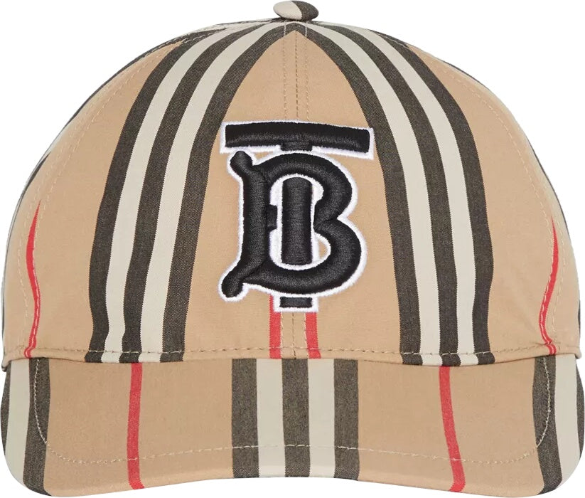 Burberry Striped Hat