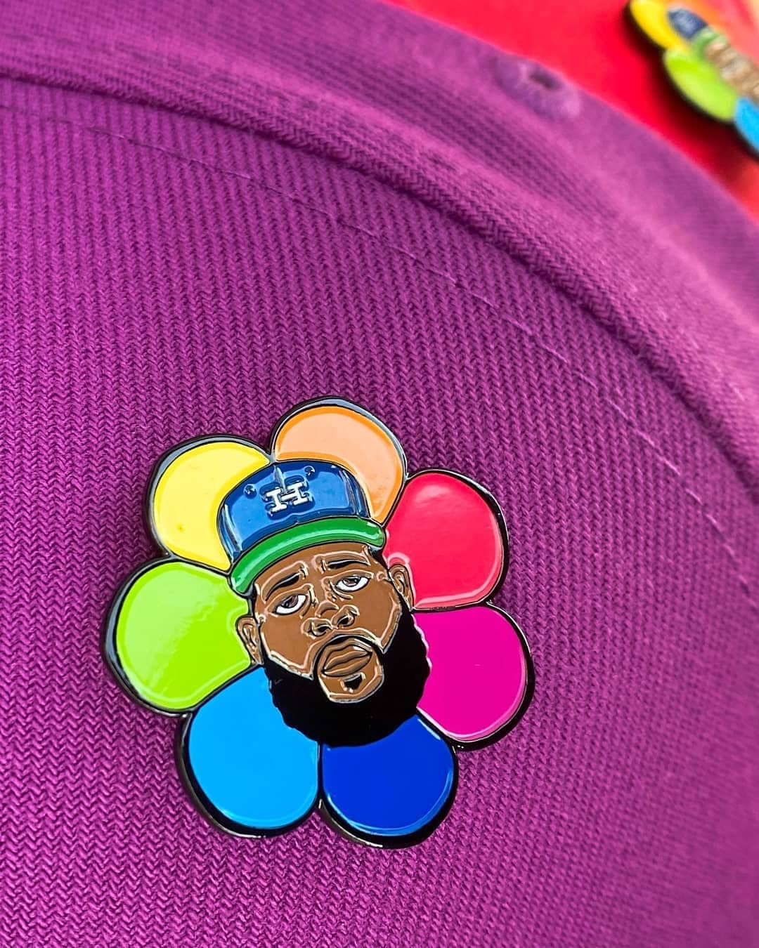 Hat Club x Jae Tips Fitted Hat