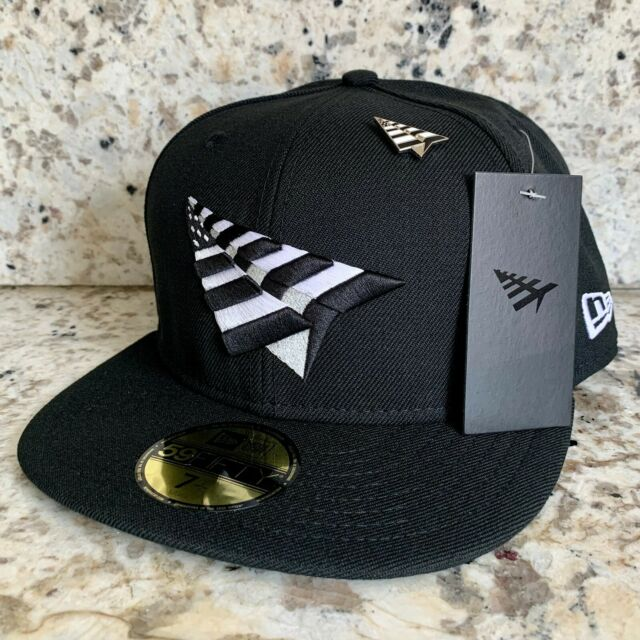 Paper Planes Fitted Hat
