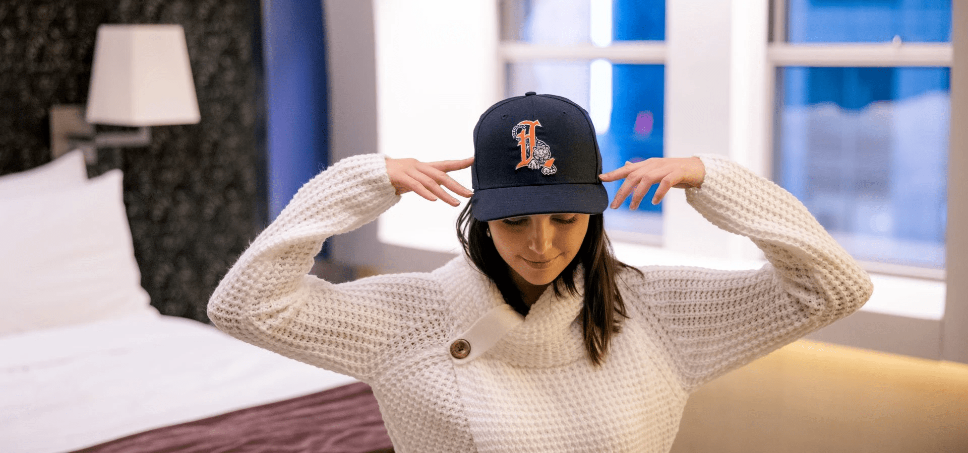 Fitted Hats For Women