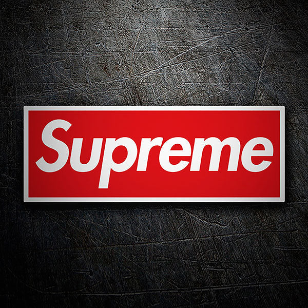 Supreme Fitted Hat