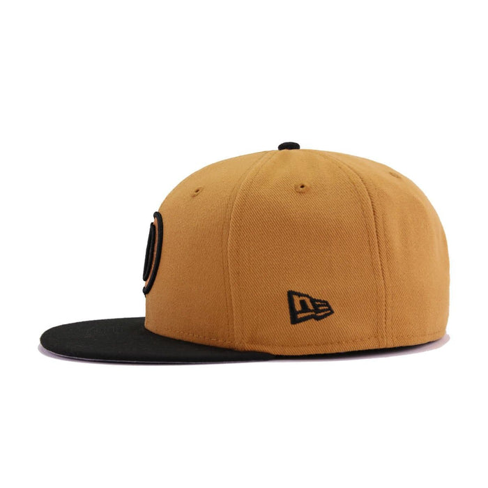 New Era Los Angeles Dodgers Panama Wicker 59Fifty Fitted