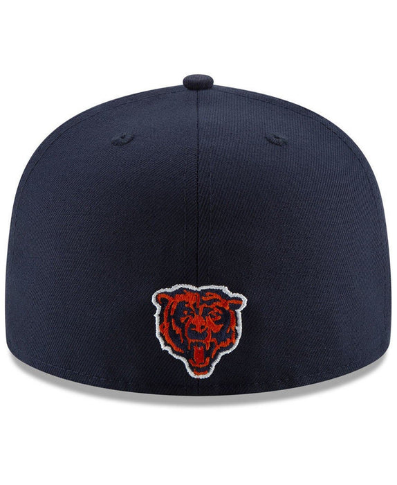 New Era Chicago Bears Logo Elements 59Fifty Fitted Hat