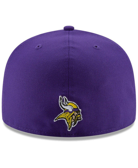 New Era Minnesota Vikings Logo Elements 59Fifty Fitted Hat