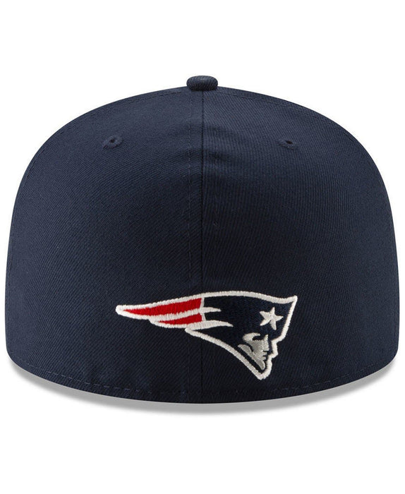 New Era New England Patriots Logo Elements 59Fifty Fitted Hat