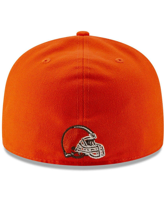 New Era Cleveland Browns Logo Elements 59Fifty Fitted Hat
