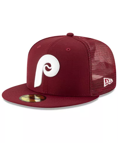 New Era Philadelphia Phillies Coop All Day 59FIFTY Fitted Hat