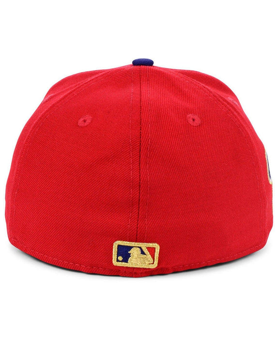 New Era Philadelphia Phillies Stately 59FIFTY Fitted Hat