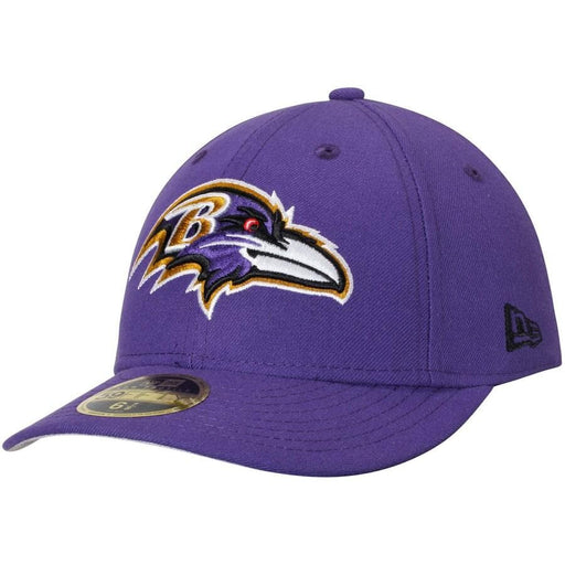New Era Baltimore Ravens Omaha Low Profile 59FIFTY Fitted Hat