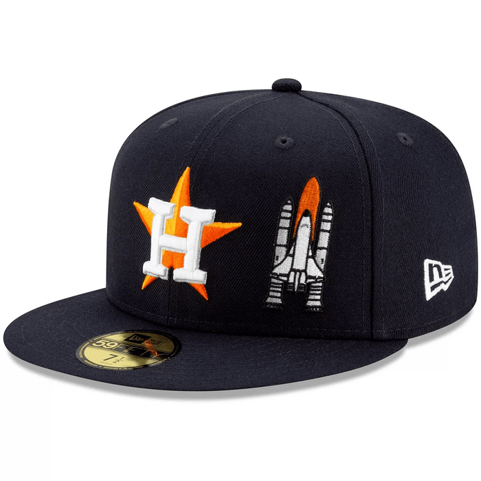 New Era Houston Astros Team Describe 59FIFTY Fitted Hat