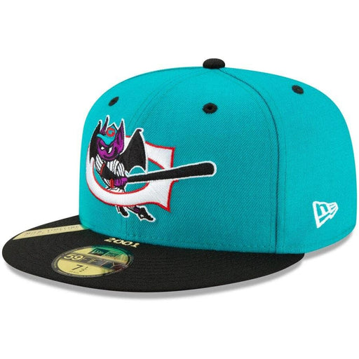 Greensboro Bats 100th Anniversay Fitted Hat