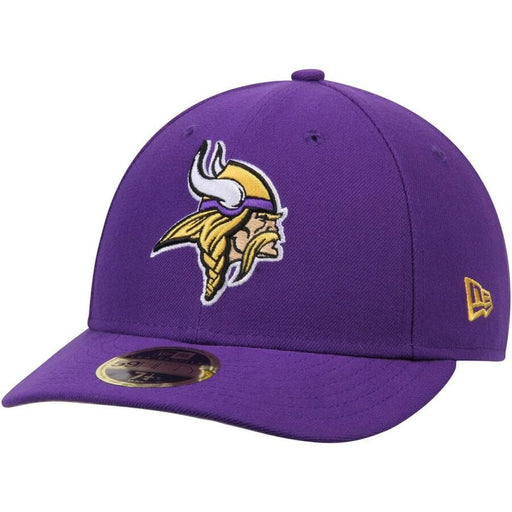 New Era Minnesota Vikings Omaha Low Profile 59FIFTY Fitted Hat