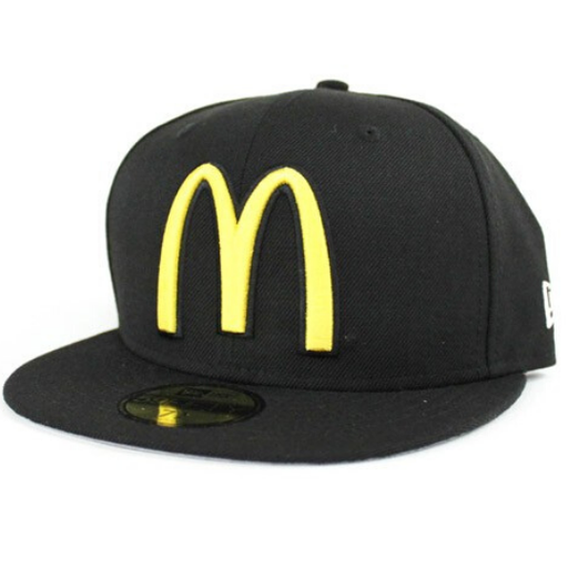 McDonalds Fitted Hat