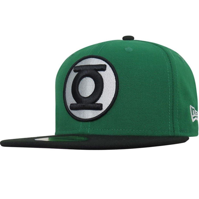 Green Lantern Fitted Hat