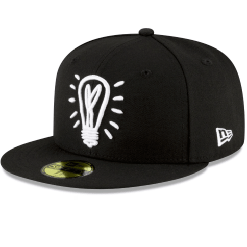 New Era Monopoly Bulb 59Fifty Fitted Hat