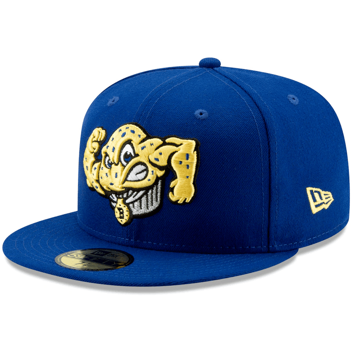 Binghamton Rumble Ponies Stud Muffins Fitted Hat