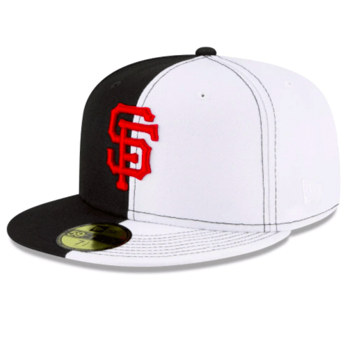 San Francisco Giants Scarface Theme Fitted Hat