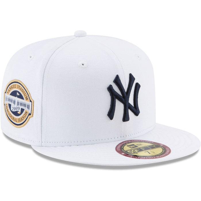 New Era New York Yankees Optic Stadium Patch 59Fifty Fitted Hat