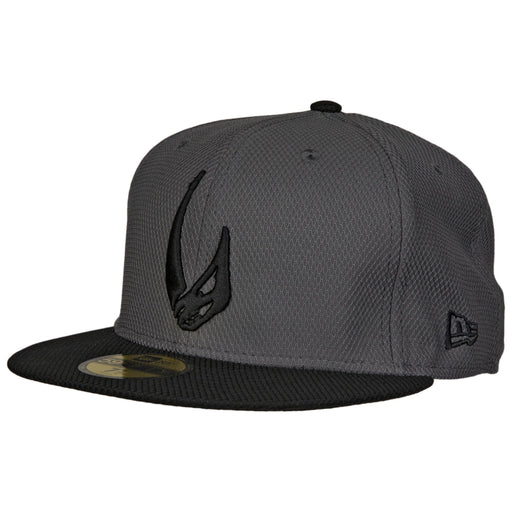 Mandalorian Mudhorn Grey Fitted Hat