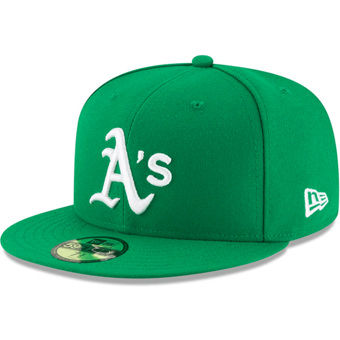Oakland Athletics Green 59Fifty Fitted Hat