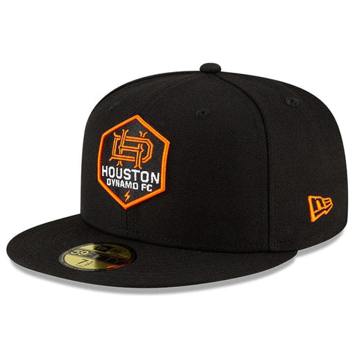 New Era Houston Dynamo 59FIFTY Fitted Hat