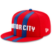 Detroit Pistons City Series Fitted Hat