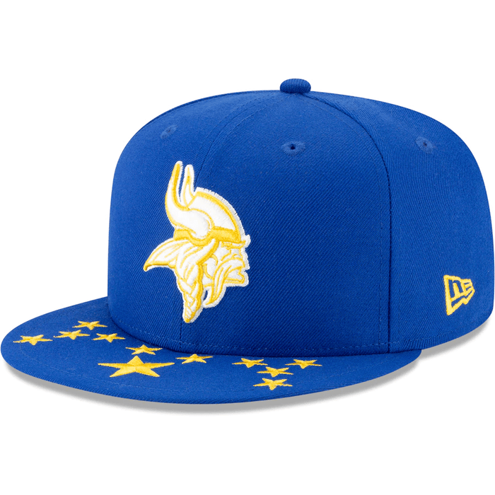 Minnesota Vikings Draft Spotlight Fitted Hat