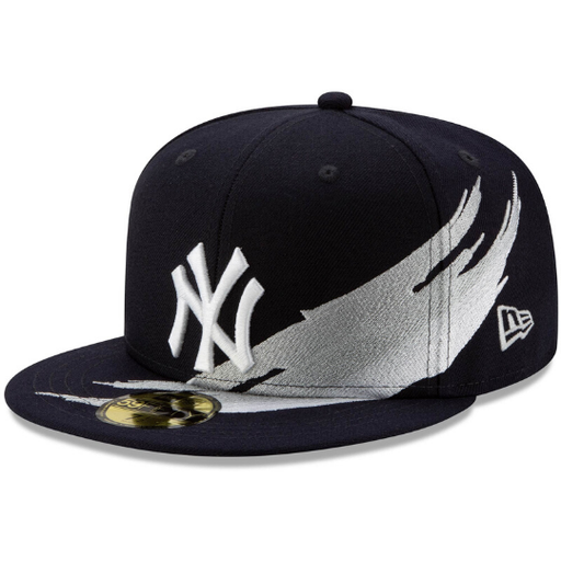 Yankees Brush Fitted Hat