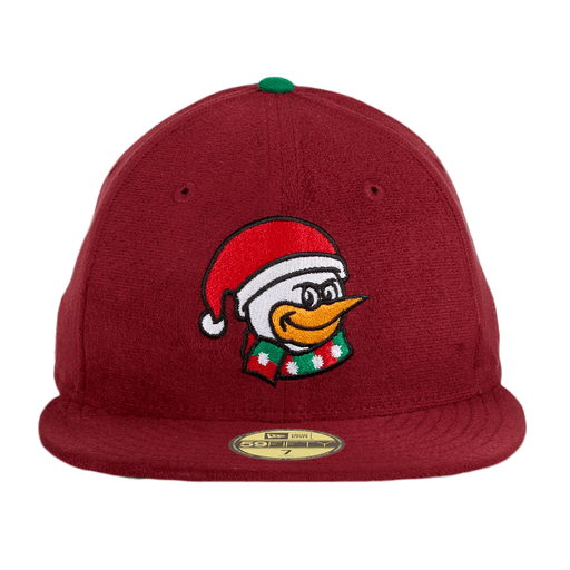 Santa Goose Island Bombers Fitted Hat