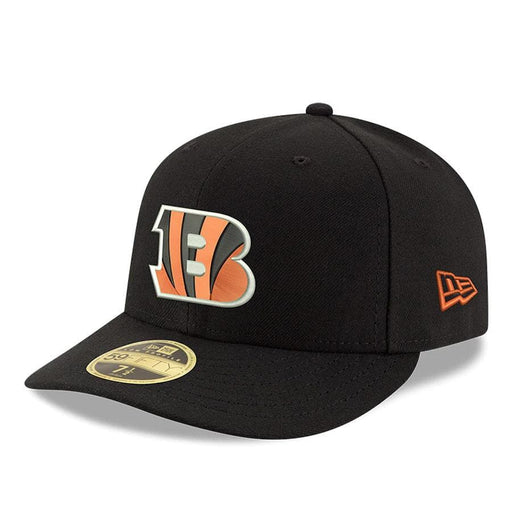 New Era Cincinnati Bengals Omaha Low Profile 59FIFTY Fitted Hat