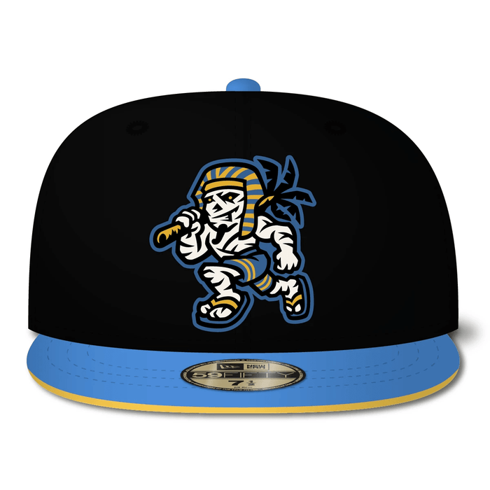 New Era Pharaoh Brah 59Fifty Fitted Hat
