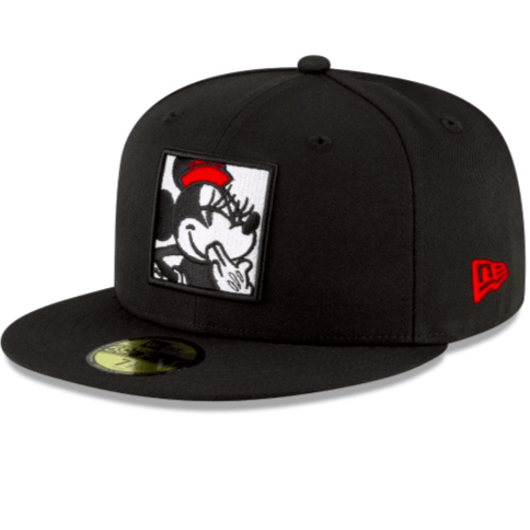 New Era Mickey and Friends Minnie  Fitted Hat