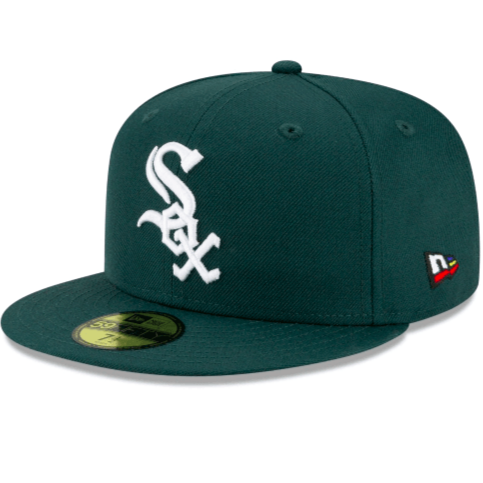 New Era Joe Freshgood X Chicago White Sox (Green) Fitted Hat