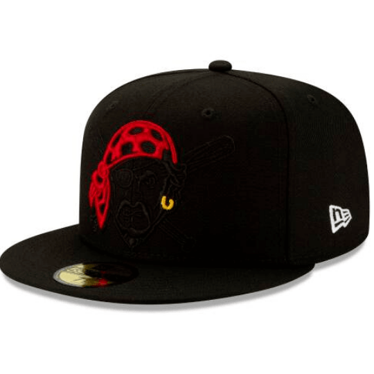 New Era Pittsburgh Pirates Logo Elements 59Fifty Fitted Hat