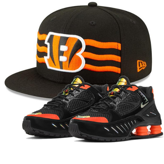 New Era Cincinnati Bengals 2019 On-Stage 59FIFTY Fitted Hat